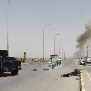 IS Attacks Ramadi