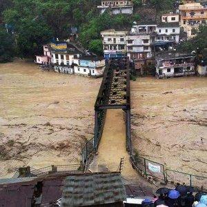 India Floods Kill More Than 100