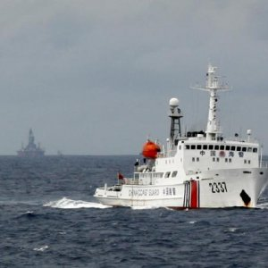 Indonesia, US Navy Exercises in South China Sea