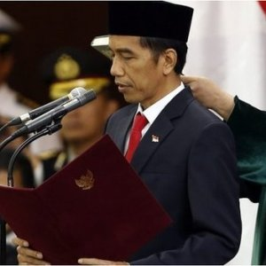 New President in Indonesia