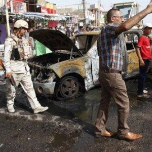 Bombs Across Baghdad Kill 9
