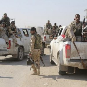 Iraqi Forces, Kurds Gain Ground Against IS