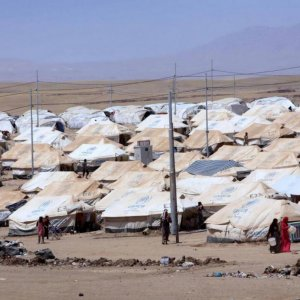 Displaced Top 2m as Winter Hits N. Iraq