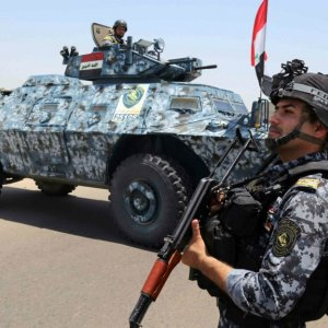 Iraqi Forces Retake Town Near Tikrit