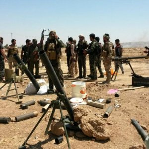 Iraqi Troops Repel IS Attack on Anbar