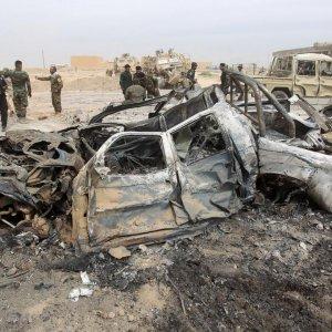 3 Iraqis Dead in Explosion Near Kuwaiti Border
