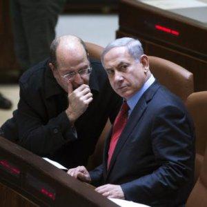 Netanyahu Fires  2 Top Ministers