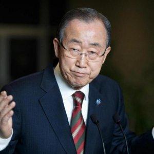 UN Chief Urges Israeli Settlement Freeze