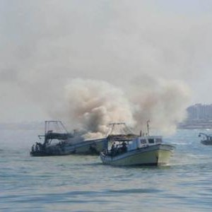 Israeli Gunboat Infiltrates Lebanese Waters