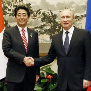 New Russo-Japanese Diplomatic Waltz?