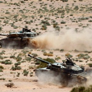 Jordan Hosts 18-Nation Military Drill
