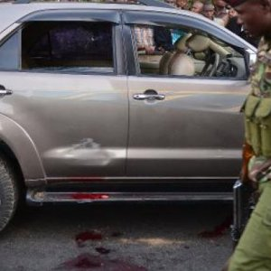 Kenyan MP Gunned Down