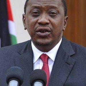ICC Drops Kenyatta Charges