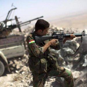 Kurds Seize Key Kobane District