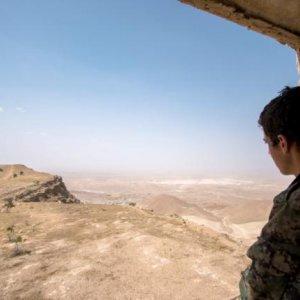 Kurds Secure Kobane