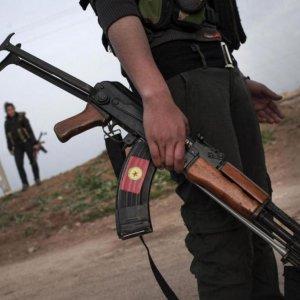 Defying Turkey, US Airdrops Arms to Kobane Kurds
