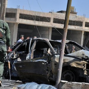 Deadly Suicide Attack on Kurdish  Security Forces in NE Syria