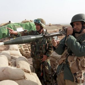 Kurds Stage New Assault Against IS