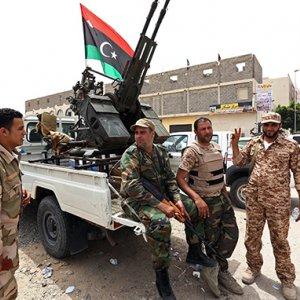 Libya Factions Declare Ceasefire