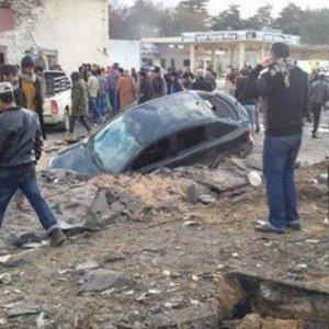 IS Claims Libya Blasts