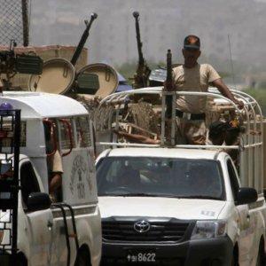 Libyan Oilfield Attacked
