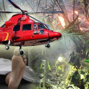 Malaysian Helicopter Crash