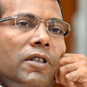 Mass Arrests  in Maldives