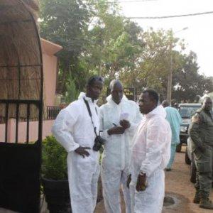 3 killed in Mali Rocket Attack