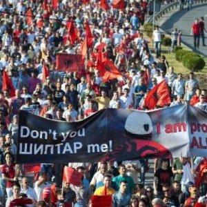 Mass Protests Against Gruevski
