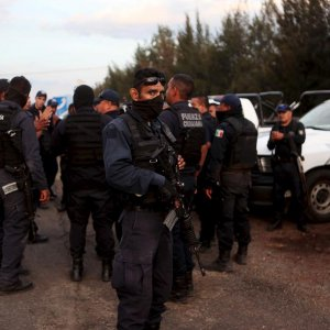 Mexican Police Kill 42 Drug Cartel Members