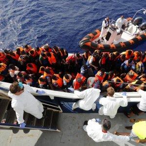 MediterraneanMigrants Reach 150,000