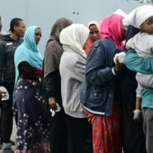1,200 Migrants Arrive in Sicily