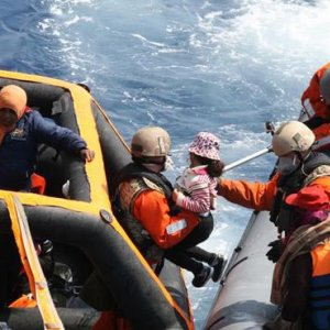 Nearly 6,000 Migrants Rescued in 2 Days