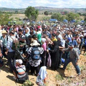 Wave of EU-Bound Migrants Enter Serbia