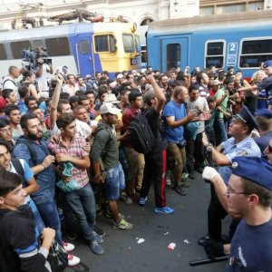 Hungary Rail Station Closure Sparks Protests