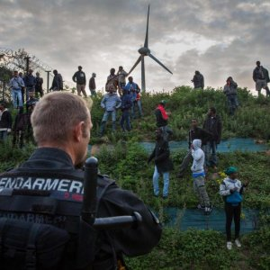 Migrant Crisis Due to  US, EU Interference