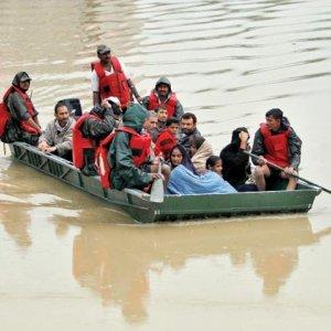 Monsoons Creating  Havoc