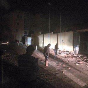 Blast in Moroccan Embassy