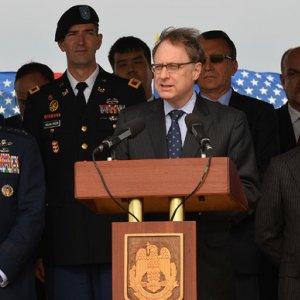 US Takes Over RomaniaBase