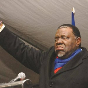 Namibia PM is New President