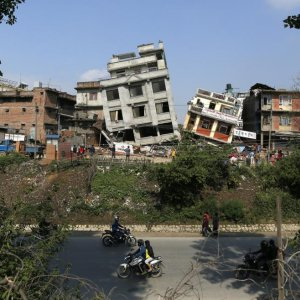 UN Says 8m Affected in Nepal Earthquake