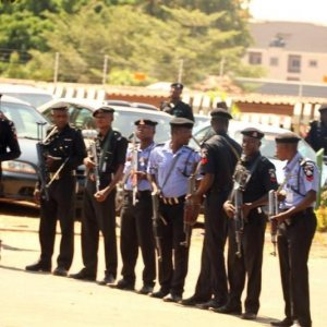 Niger Students Clash With Police
