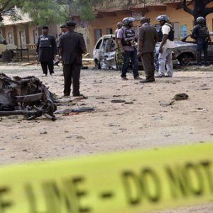 Child Bomber Kills 6 in Nigeria