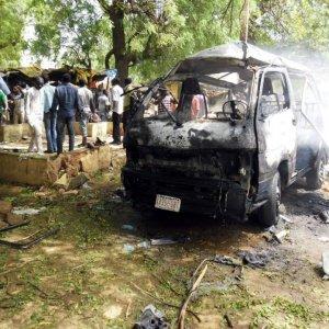 Nigeria Blasts Kill 35