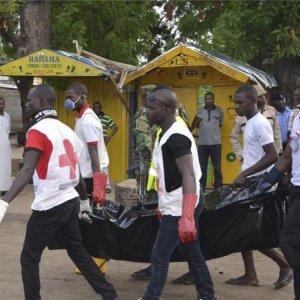 30 Killed in Nigerian Mosque Blasts