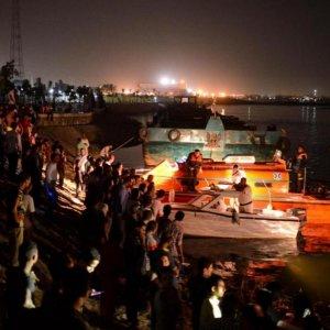 Cargo Crash With Boat Kills 31 in Nile
