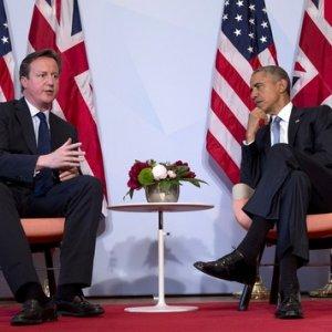 Obama Talks Mideast Problems on G7 Sidelines