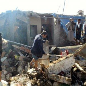 Saudi Arabia's war in Yemen