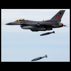 Turkey Bombs PKK Positions