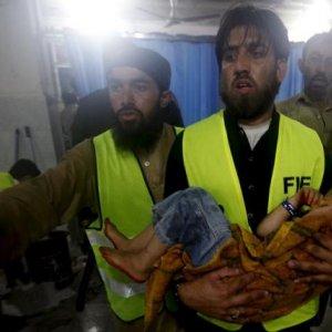 45 Dead in Pakistan Mini-Cyclone